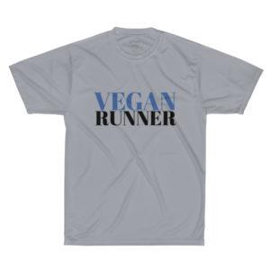Vegan Runner Performance T-Shirt