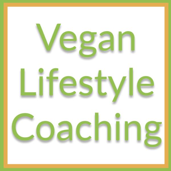 vegan Lifestyle coaching